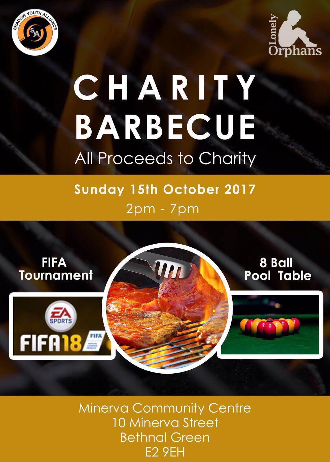 BBQ for Charity